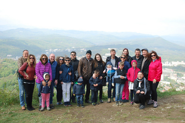 Рожден ден на БАСГП в Габровския Балкан – 22-23.04.2017