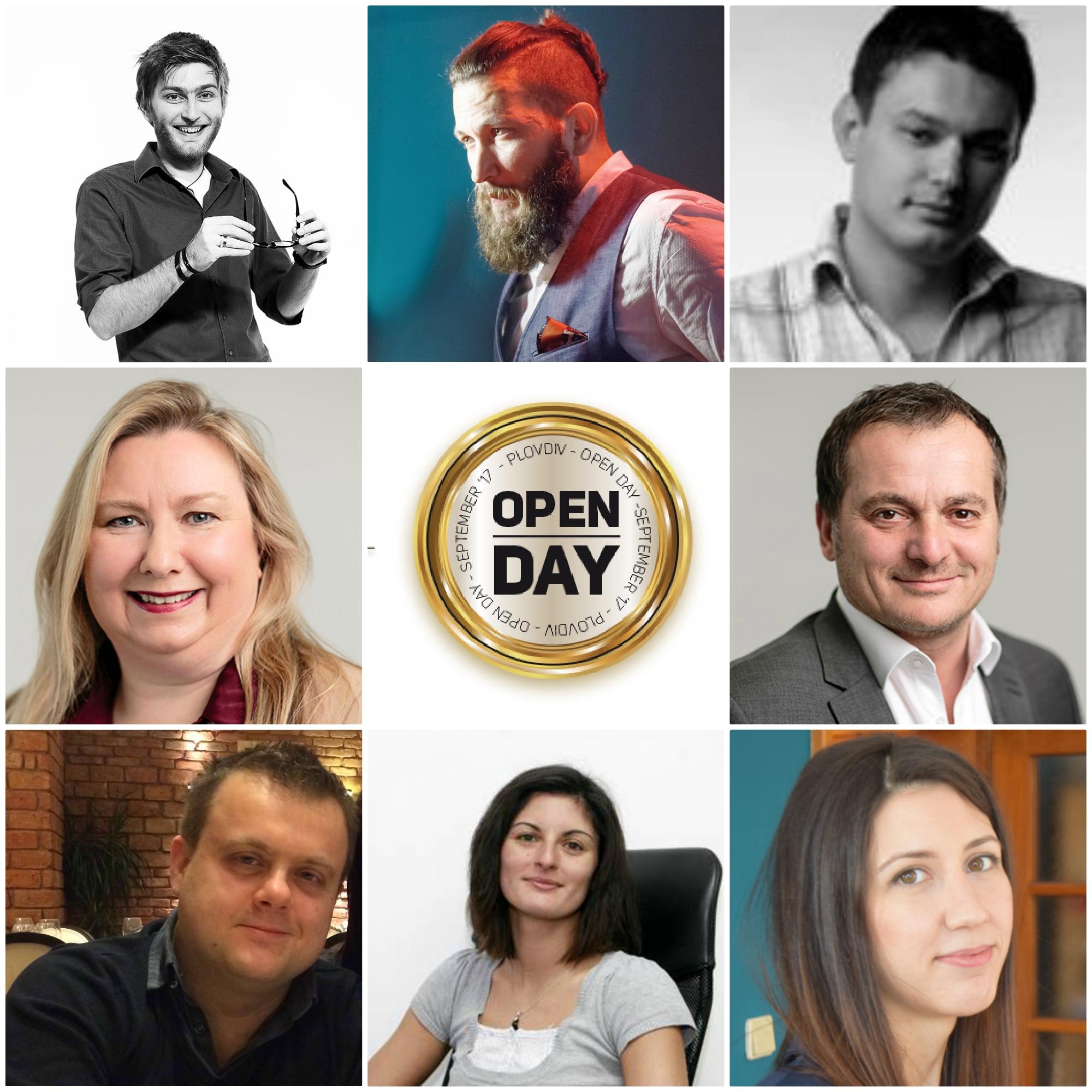 Open Day ' 17 – печатът в интериора и архитектурата