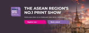 Какво трябва да знаете за наближаващата FESPA ASIA 2018