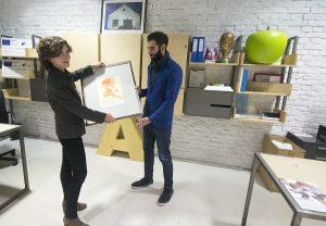 БАСГП даде специални награди в конкурса Dibla Awards