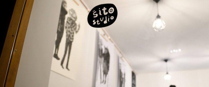 Нашият член Надежда Георгиева откри ново пространство за арт ситопечат.